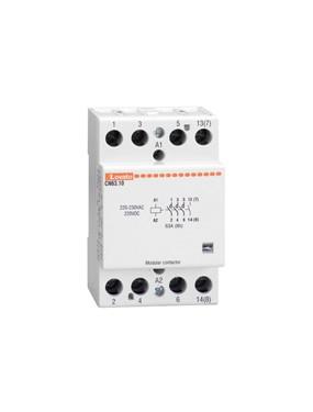 Contattore 4 poli 63A AC1 230V