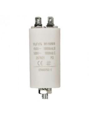 Condensatore per avviamento motore 450V 10uF
