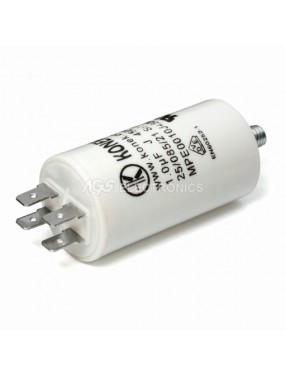 Condensatore per avviamento motore 450V 20uF