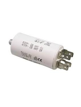 Condensatore per avviamento motore 450V 25uF
