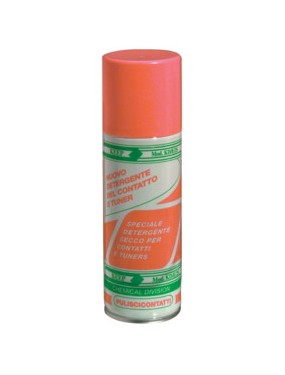 Spray Diossidante 200ml per contatti