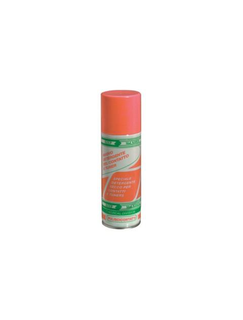 Spray Diossidante 200ml per contatti