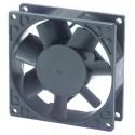 Elcart 45/09594 - Mini ventilatore 80x80x25 12V DC