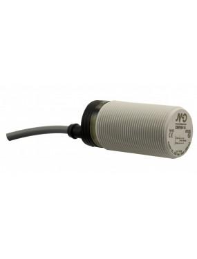 Micro Detectors C30P/BP-1E - Sensore capacitivo M30 plast. schermato PNP NO+NC Connettore M12