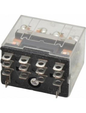 Italiana Relè D4N-110DC-IL - Rele 14 Piedini 110 VDC con led