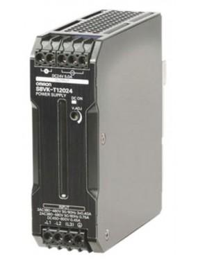 ALIMENTATORE SWITCHING 240/24DC 5A 120W DIN OMRON