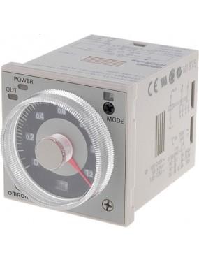 Omron H3CR-F8100240 - Temporizzatore da pannello 48x48 100/240V octal Pausa/Lavoro
