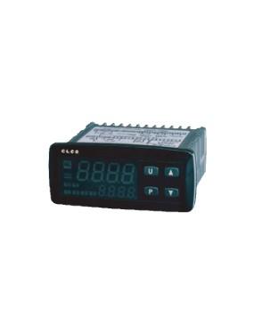 TERMOREG.100/240VOLT AC TC+PT100 2 RELE' 75X33