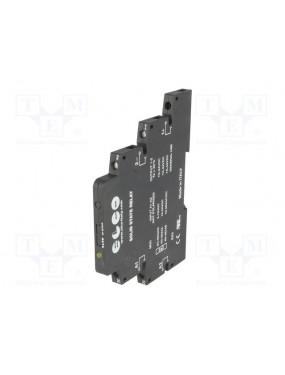 Elco - Rele' per interfaccia 24VDC 6A