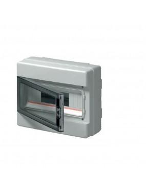 Rosi 3902-T - Centralino a parete IP65 4 moduli
