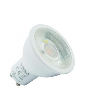 LED HOME SPOT LIGHT GU10 COB 7W 60gradi NW no dim. VIVILA
