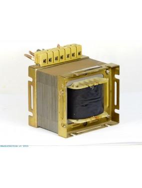 CTA TMS300/230 - Trasformatore Monofase Di Sicurezza 300VA 0-230-400V 115-0-115