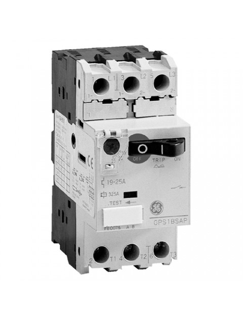General Electric - Salvamotore a bilanciere 1.6-2.5A