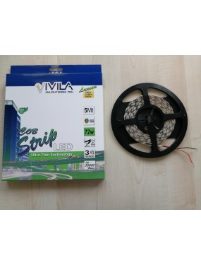 VIVILA 795201 STRISCIA LED 5MT LUCE RGB (FULL COLOR) 1100 LUMEN METRO