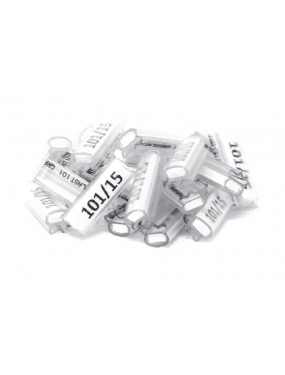 GRAFOPLAST-tubetti per cordina da 2,5 a 10 mm2 lunghezza tubetto 15mm,CONFEZIONE DA 500 PZ