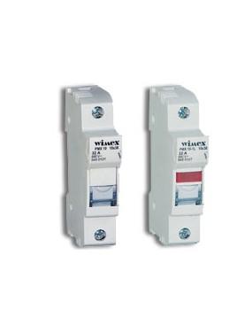 Wimex 5450231 - Portafusibili 22x58 Unipolare