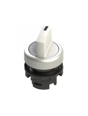 Selettore Luminoso 2 Posizioni Bianco Stabile